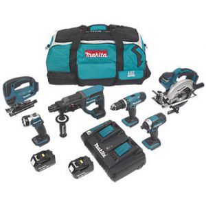 Makita Tool Bundle