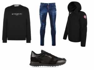 "Ultimate ""Menswear"" Bundle"